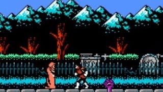 Dracula II: Noroi no Fuuin (NES) Translated Playthrough - NintendoComplete