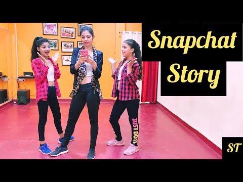 Snapchat Story | Bilal Saeed Ft Khan | Dance Cover | Shalu Tyagi.