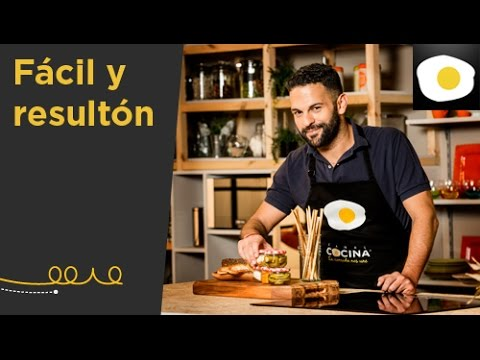 Descubre nuevas recetas de f cil y result n t2 canal - Canal de cocina ...