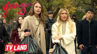 'Liza & Kelsey Get Dirty' 🙄 Highlight Clip S7 Ep.2  | Younger
