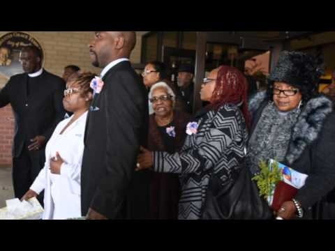 Funeral for Stoni and Stephen, slain Detroit children stored in mom's freezer