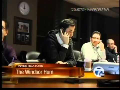 the Windsor hum