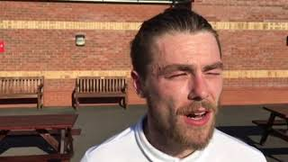 George Green post-Gloucester City