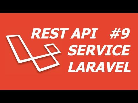 REST API на Laravel пишем сервис (service) -  валидация (Validation)