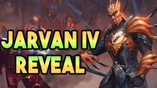 JARVAN IV   New Champion   Shurima Expansion Reveal   Legends of Runeterra (LoR)