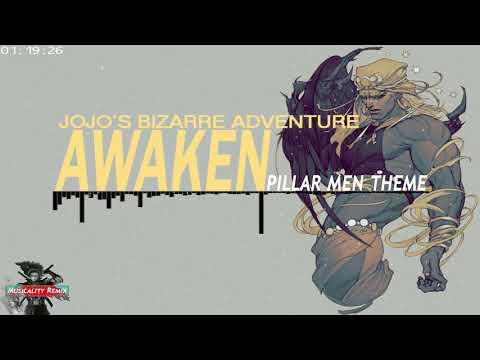 Jojo's Bizarre Adventure  - Awaken (Pillar Men Theme Remix) | Hip Hop/Trap | (Musicality Remix)