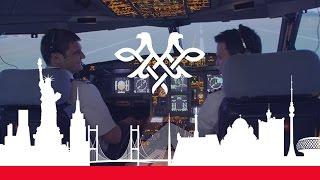 Air Serbia Pilots - A330 Training