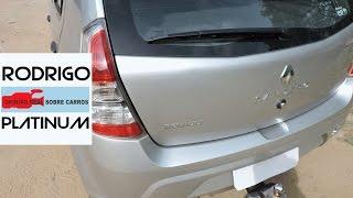 Renault Sandero é bom Opinião Real  do Dono Detalhes Parte 1