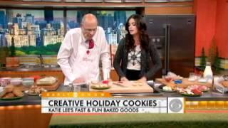 Katie Lee's Holiday Cookies