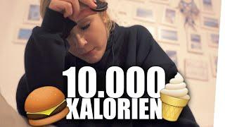 FAIL! 10.000 KALORIEN CHALLENGE | janasdiary