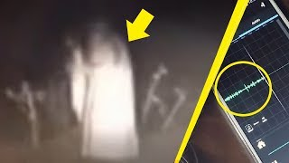 5 Creepiest Sounds of Ghosts Ever Recorded!