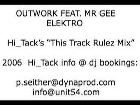 OUTWORK FT. MR GEE