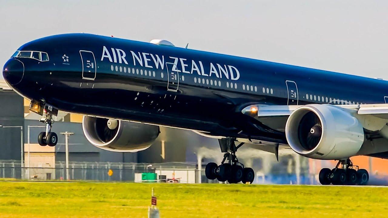 BRILLIANT Plane Spotting | IL 76 A380 A350 B777 B747 B787 | Melbourne Airport Plane Spotting