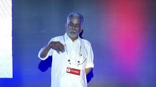 How a tea seller travels the world | K.R Vijayan | TEDxThiruvananthapuram