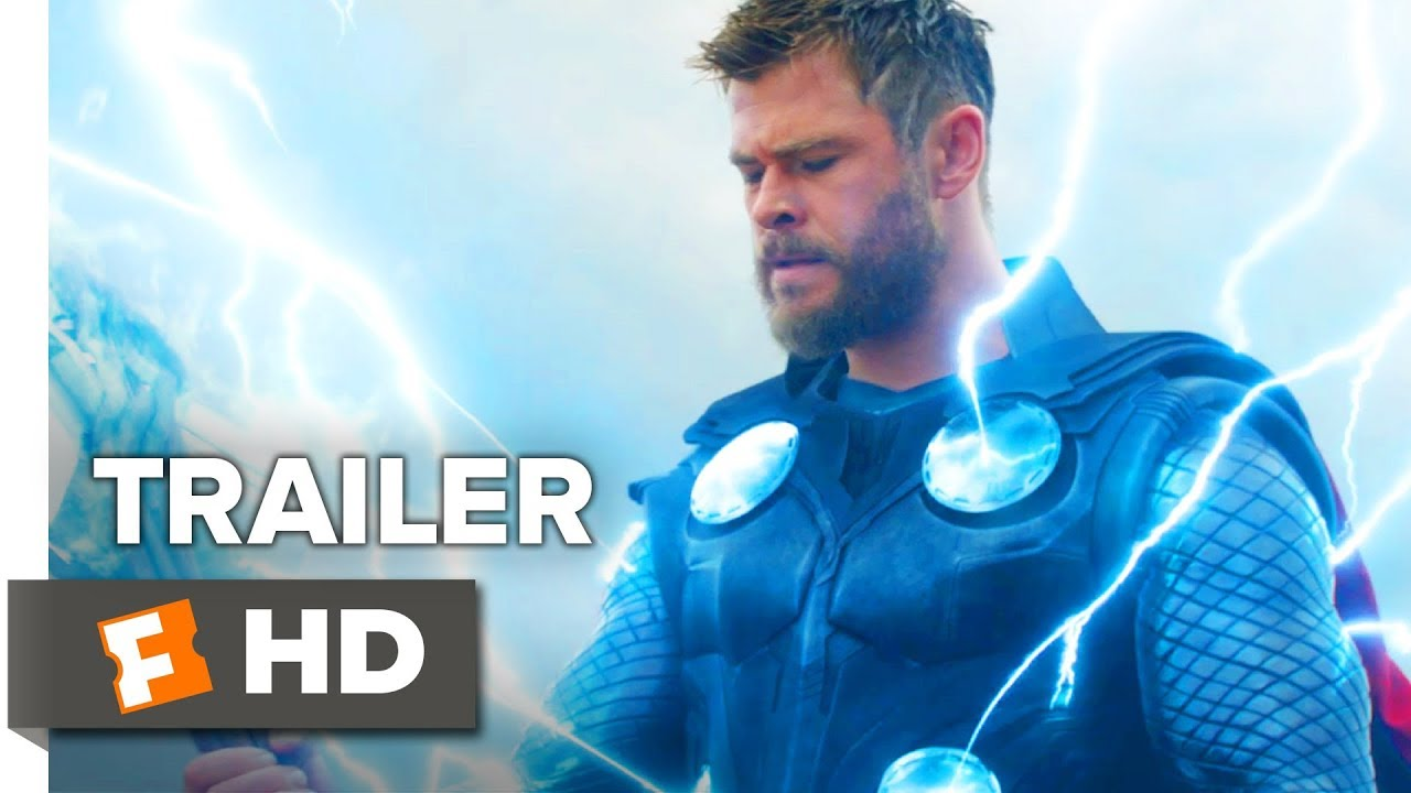 Avengers Endgame Trailer 2 2019 Movieclips Trailers Youtube