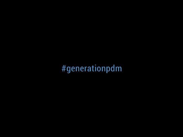#generationpdm