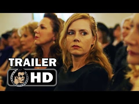 SHARP OBJECTS Official Trailer (HD) Amy Adams HBO Limited Series
