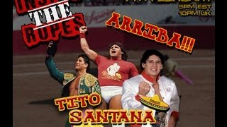 Tito Santana 7/2/13 Interview - Inside The Ropes