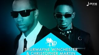 "Shurwayne Winchester & Christopher Martin - Sugar Wine ""2015 Soca Music"""