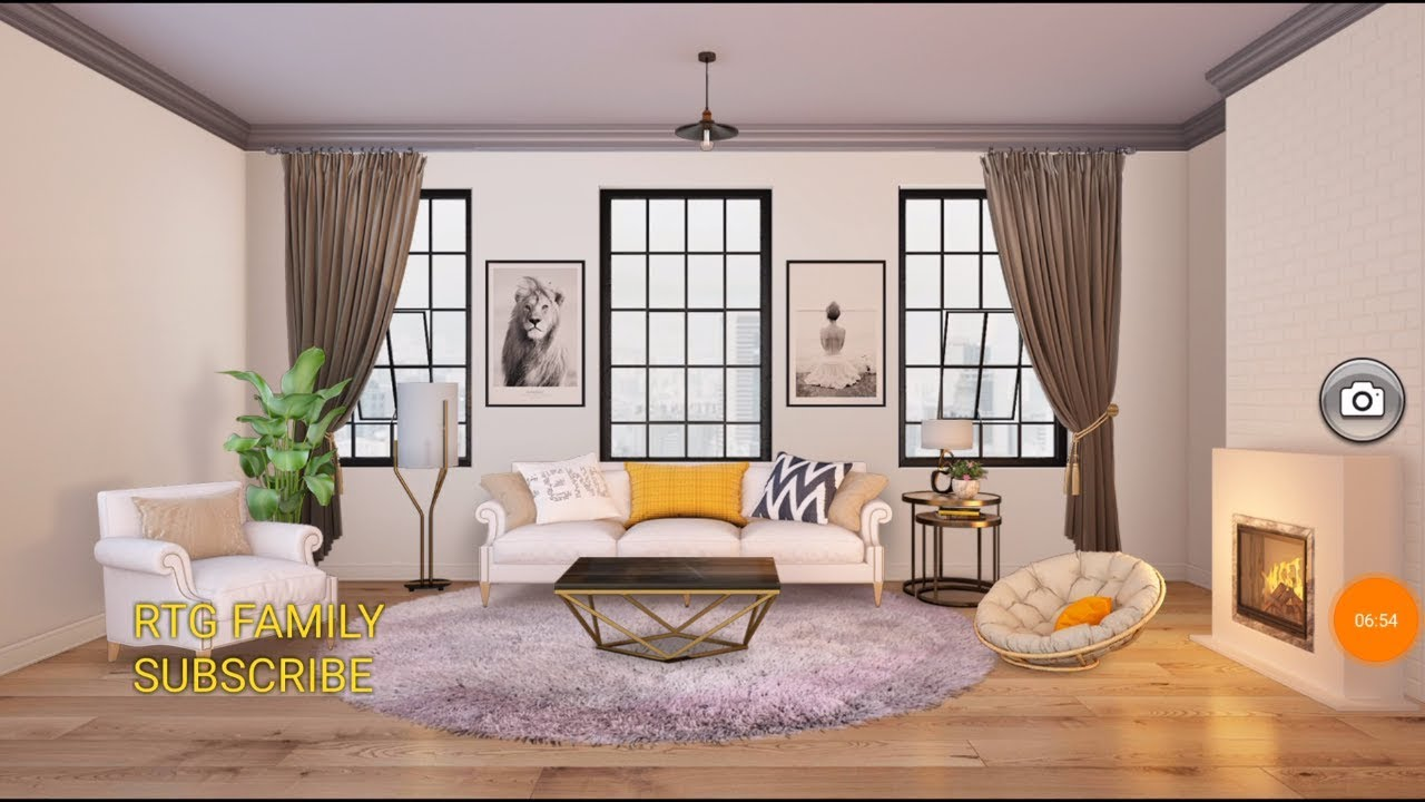 Decorate Your Dream Home Match 3