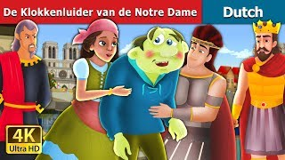 De Klokkenluider van de Notre Dame | Dutch Stories for Kids | Dutch Fairy Tales