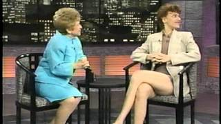 Sandra Bernhard and Dr. Ruth discuss foreplay