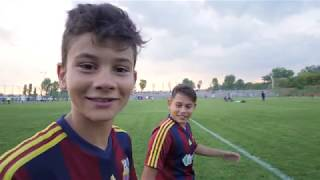 Meciuri Ziua 1 - Cupa Eon Kinder