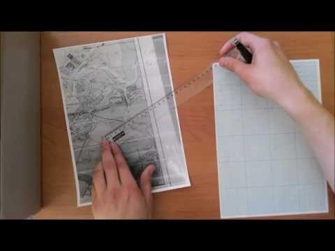 Как нарисовать геологический разрез