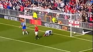 Video  Ruud van Nistelrooy's record run