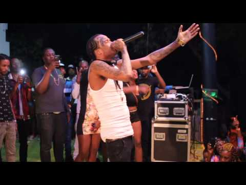 Tommy Lee Sparta Live In Westmoreland 2015