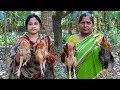 Chicken Roast: Bengali Chicken Roast Cooking Recipe in Village by Mom | Village Food Factory