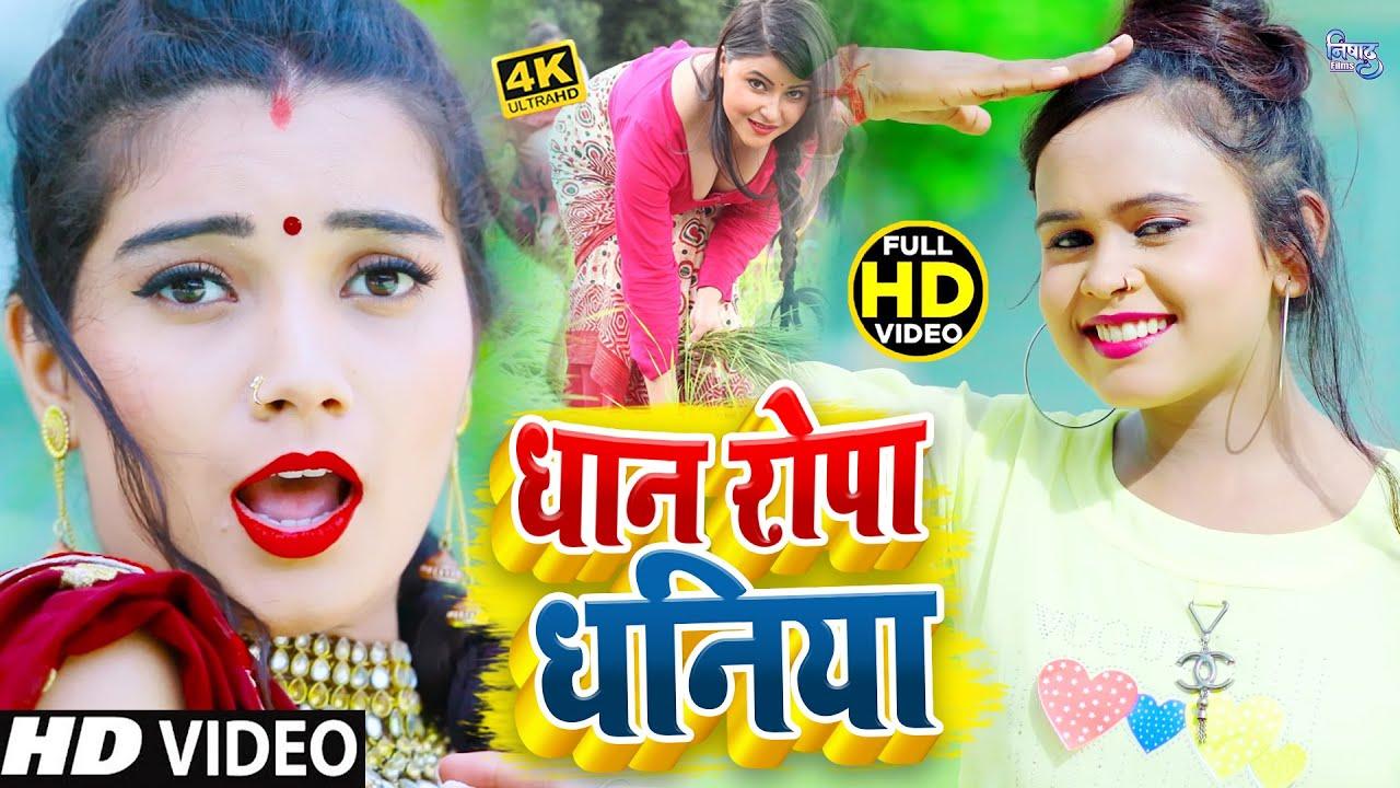 #Pawan Singh के पुदीना गाने को पीछे छोड़ देगा ऐ गाना   धान रोपा धनिया   Santosh Babu   NEW #DJGAANA