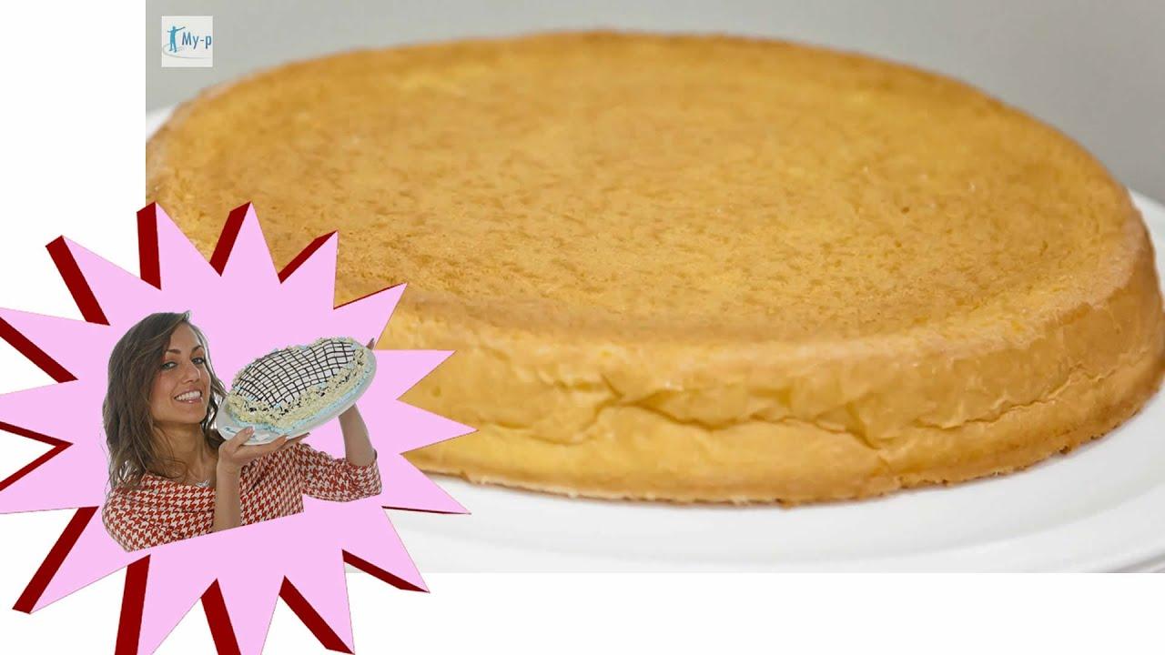 Dolci Da Credenza Alice Ricette : Pan di spagna classico fatto in casa le ricette alice youtube