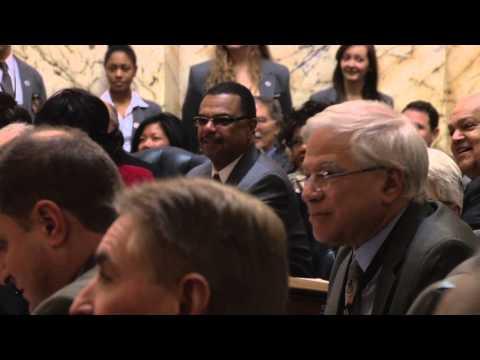Maryland House of Delegates Opening Session 1/8/14