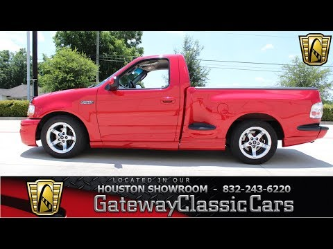 1293 HOU Vid 2002 Ford F-150 Lightning