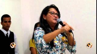 Pronunciamento da Sra Ângela Maria   03 08 2014   Goiana PE