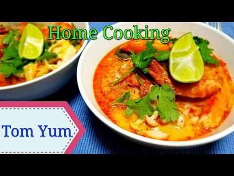 Resep Bumbu Tom Yum - YouTube