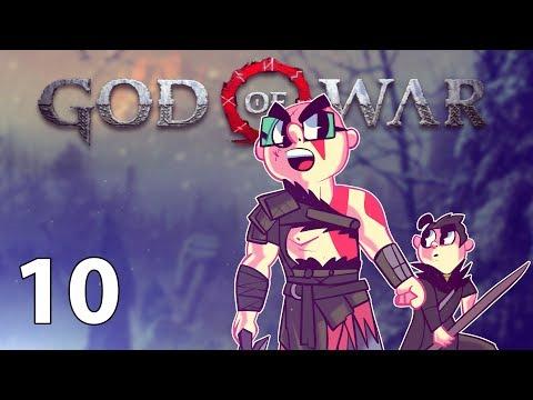 Northernlion Plays: God Of War [Episode 10]