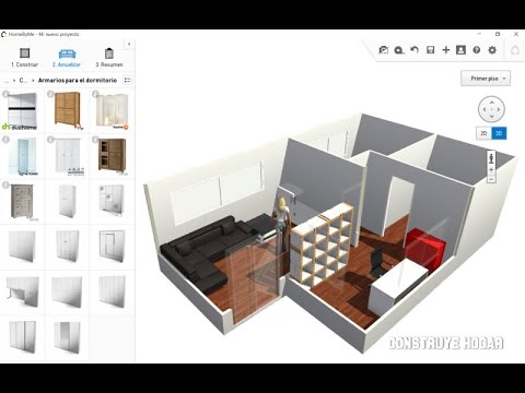 Top 10 aplicaciones para hacer planos de casas youtube for Crear casas 3d