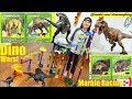 Battle of DINOSAURS Marble Racing Elimination Tournament! Toy Channel, Kids' Toy Racing Race #28