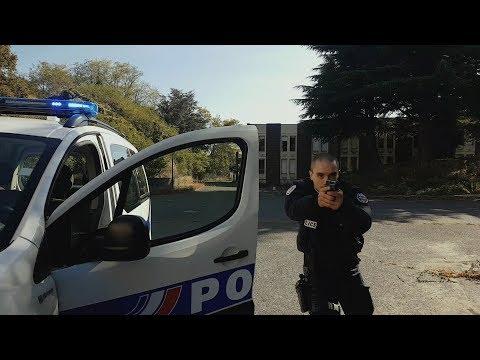 ALLIANCE POLICE NATIONALE PRÉSENTE LA DÉFENSE DES HÉROS DU QUOTIDIEN