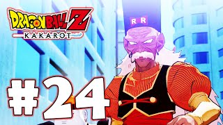 Dragon Ball Z Kakarot - Part 24 - The Android Attack!
