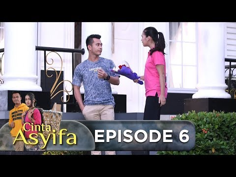 Cieee Asyifa Kasih Bunga ke Tristan Nih - Cinta Asyifa Eps 6