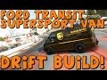 Forza 5 | 1,000 Horsepower Ford Transit SuperSport Van | Drift Build