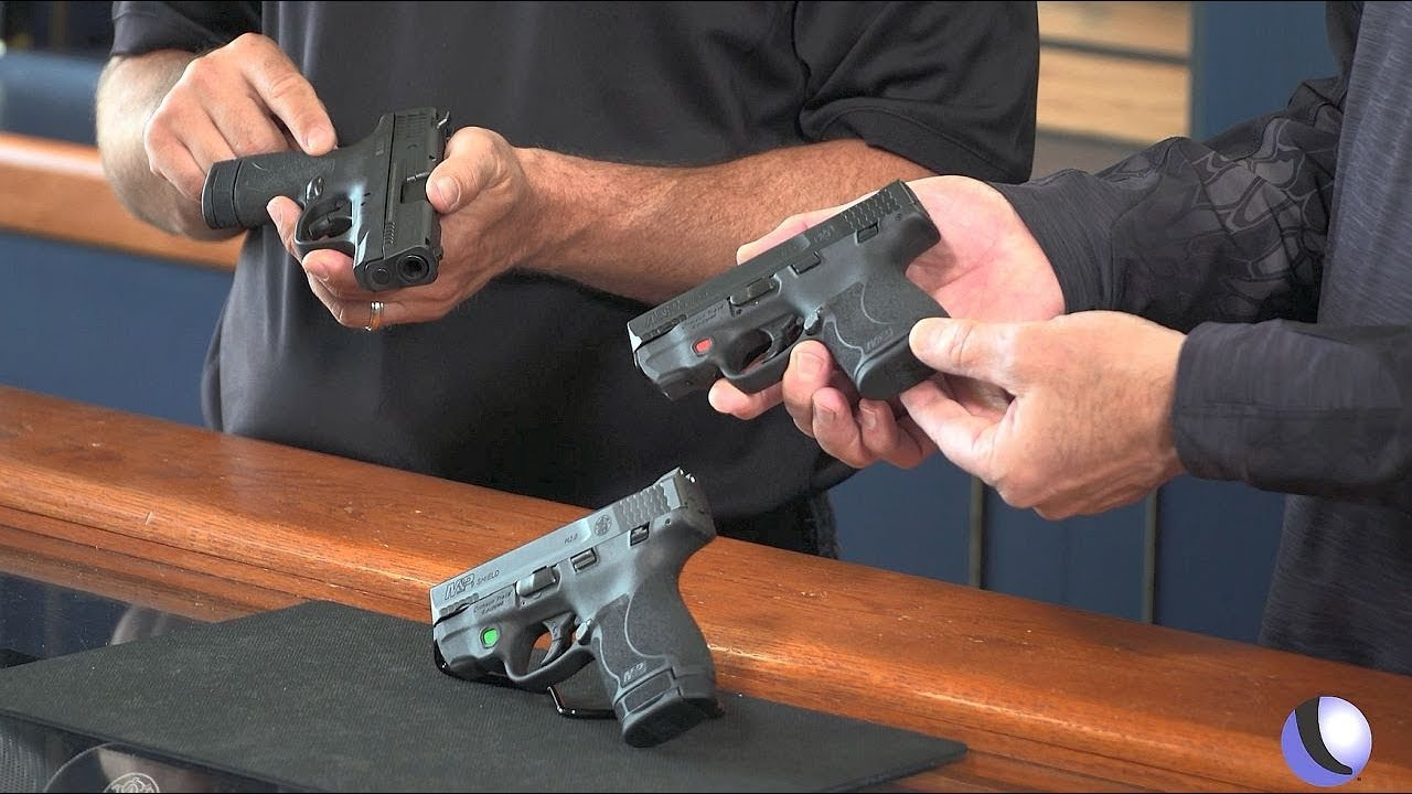 Smith & Wesson M&P Shield M2 0 for Concealed Carry| Guns & Gear S10