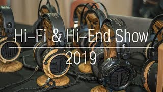 Dunu DK-4001, FiiO M11, ВСЕ от Audeze, планары моей мечты и бесшумный ЦАП. Hi-Fi & Hi-End Show 2019