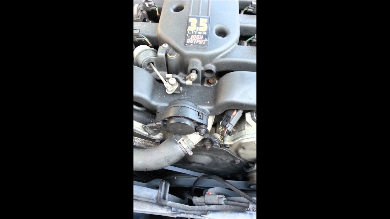 medium resolution of chrysler changing thermostat and battery