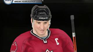 NHL 2004 - 2003 - United States VS Canada (PC)