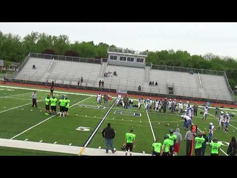 WEEK 9 - Columbia County Phantoms vs Benton Maniacs - 05/19/18