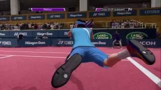 Virtua Tennis 4 - PS3 - World Tour - Gaming part 8